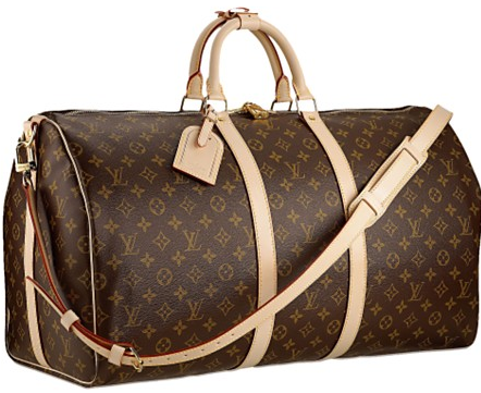 LV Designer Travel Bag